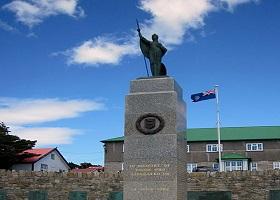 Stanley/Falkland Is/Islas Malvinas