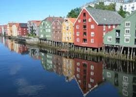 Trondheim, Norway / Scenic Cruising Trondheimsfjord