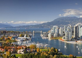 Vancouver, B.C., CA / Seattle, Washington, US