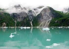 Tracy Arm Inlet, Alaska, US / Juneau, Alaska, US