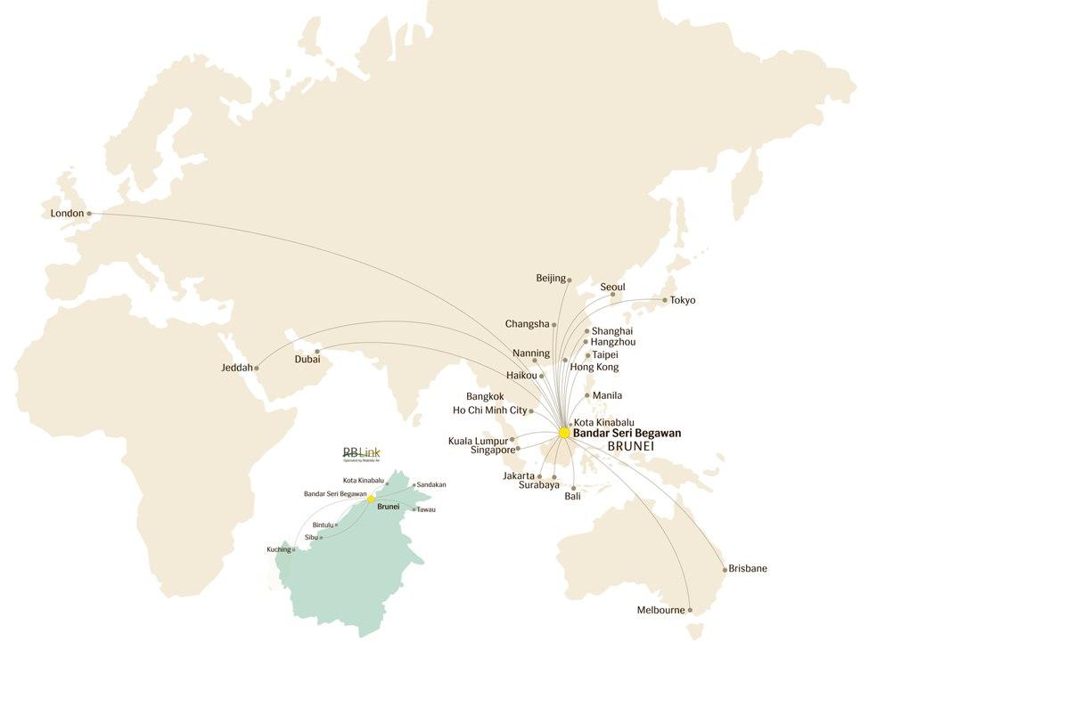 Royal Brunei Airline | Stictravel com
